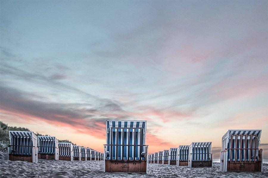 Strandkorbvermietung Bartusch in Zinnowitz