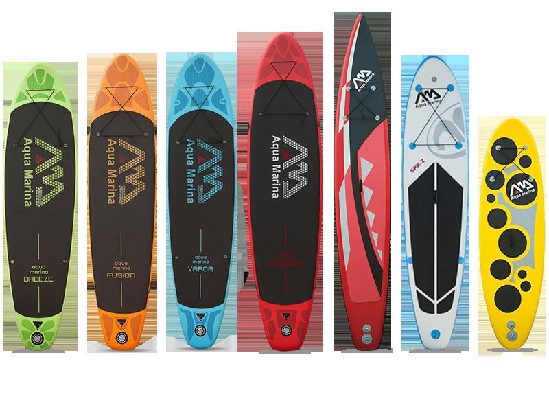 Aqua Marina SUP Boards aus dem Shop verschwunden.